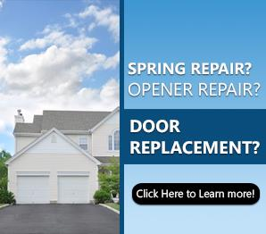 Springs Repair - Garage Door Repair East Meadow, NY